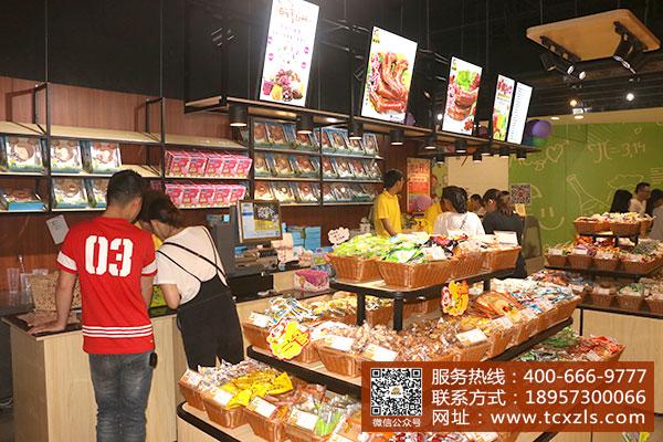 零食店投资有什么优势