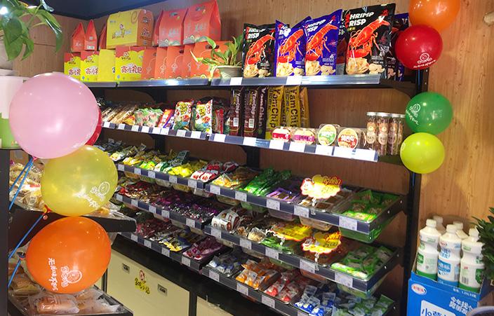 镇江零食店加盟有什么牌子可以加盟